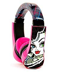 Monster High Kidsafe Headphones