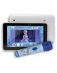 Disney Frozen Tablet and Microphone