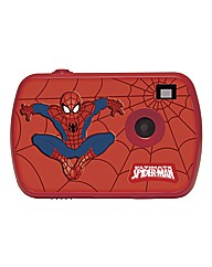 Ultimate Spiderman 1.3MP Digital Camera