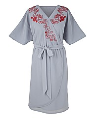 Edit Embroidered Dress