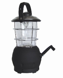 LED Wind Up Camping Lantern
