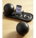 Wireless Speaker and ipod Station
