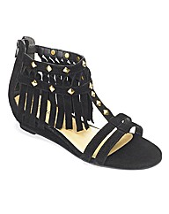 Catwalk Collection Fringe Gladiator E