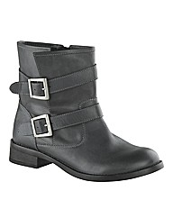 Joe Browns Double Buckle Boots EEE Fit