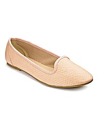 Sole Diva Slipper Pump E Fit