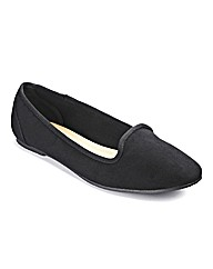 Sole Diva Slipper Pump EEE Fit