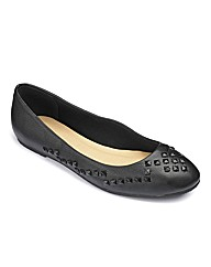 Catwalk Studded Pumps EEE Fit