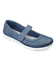 Cushionwalk Bar Shoe E Fit