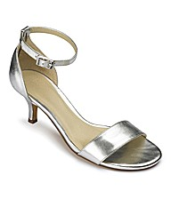 Catwalk Mid-Heel Sandal E Fit