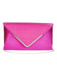 Sole Diva Envelope Clutch Bag
