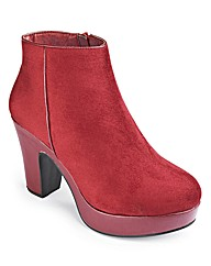 Sole Diva Platform Boot E Fit