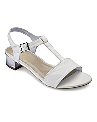 Catwalk Collection T Bar Sandal E Fit