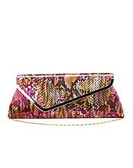 Sole Diva Snake Print Bag