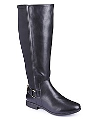 Sole Diva Stretch Boot EEE Fit