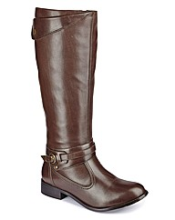 Legroom Boot Super Curvy Calf E