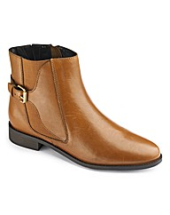Sole Diva Chelsea Boot E fit