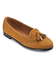 Catwalk Collection Tassel Loafer E Fit