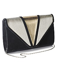 Catwalk Collection Clutch Bag