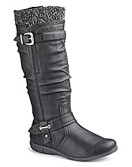 Relife Hi Leg Boot Standard Calf E Fit