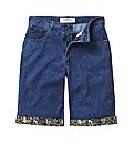 Bellfield Denim Short