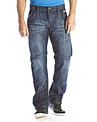 Mish Mash Nebraska Jean 33In Leg Length