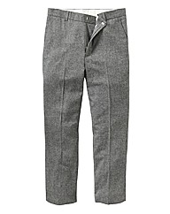 Black Label Flannel Trousers 33In Leg