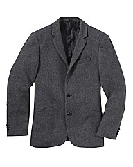 Jacamo Tweed Blazer Long