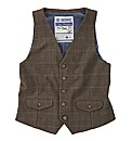 Joe Browns Hunter Tweed Waistcoat