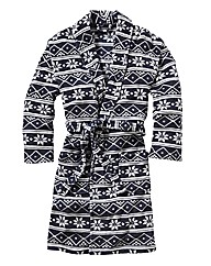 Jacamo Supersoft Dressing Gown
