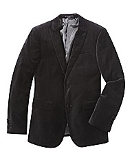 Black Label by Jacamo Velvet Blazer