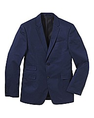 Black Label Cotton Blazer