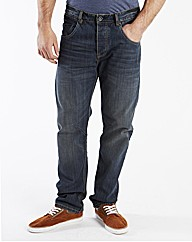Ringspun Denim Jean 33In Leg Length
