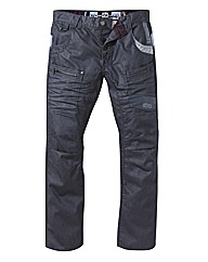 Eto Coated Denim Jean Long