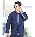 Hamnett Gold Edge Long Sleeve Shirt