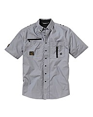 Hamnett Swirl Short Sleeve Shirt Long