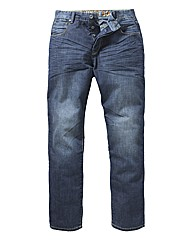 Hamnett Gold Elvis Denim Jean 33In Leg