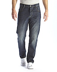 Hamnett Gold Elvis Denim Jean 29In Leg