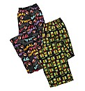 The Muppets Pack 2 Woven Lounge Pants