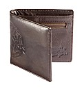 Weird Fish Leather Wallet