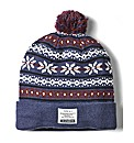 Voi Fairisle Bobble Hat