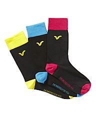 Voi Pack 3 Socks