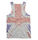 Label J Printed Vest Reg
