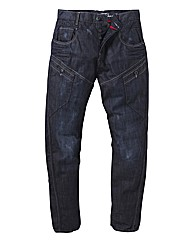 Jacamo Front Pocket Jean Short