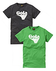 Gola Pack of 2 T-shirts