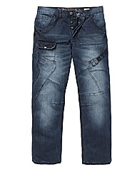 Eto Pocket Cut And Sew Jean 31in Leg
