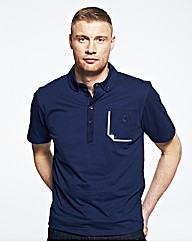 Flintoff By Jacamo BDC Polo Regular