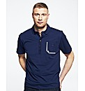 Flintoff By Jacamo BDC Polo Long
