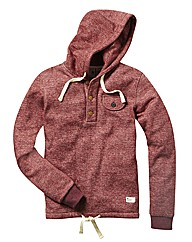 Fenchurch Hooded Top