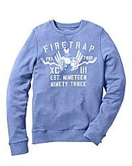 Firetrap Crew Neck Sweatshirt