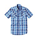 Firetrap Short Sleeve Check Shirt